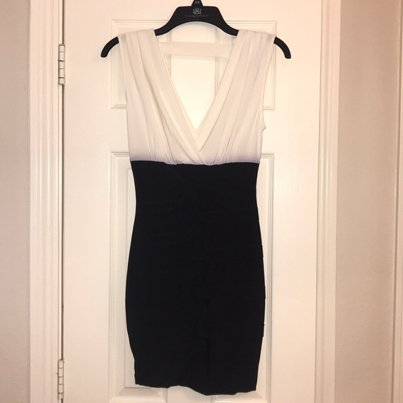 95efe8981cd1ce Lily Rose Dresses | Brand New With Tags Black And White Dress | Poshmark